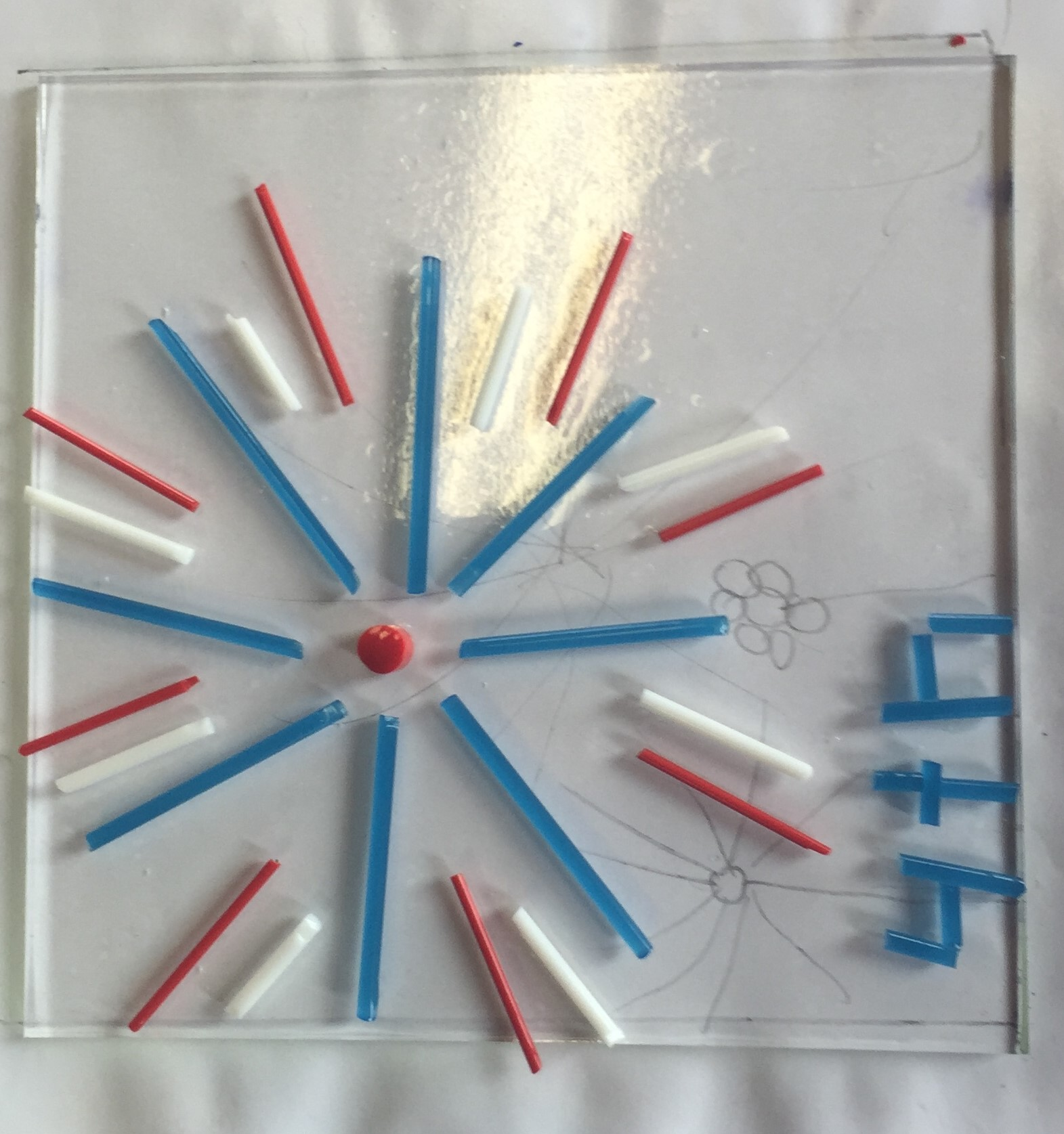 Fused Glass Drawing Tool
