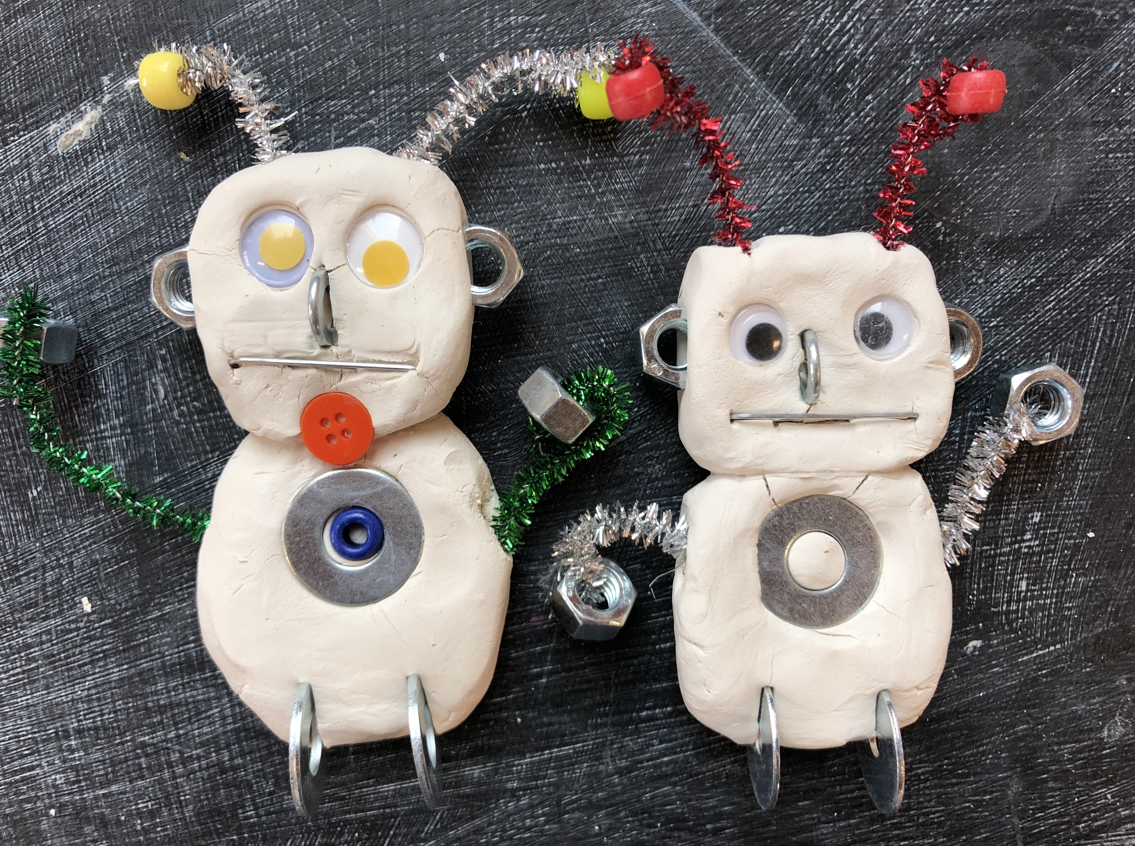 robotclay
